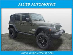 2015 Jeep Wrangler Unlimited - 1C4BJWDG1FL741328