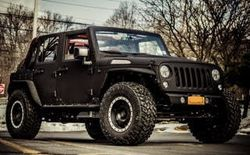 2015 Jeep Wrangler Unlimited - 1C4BJWDG7FL510126