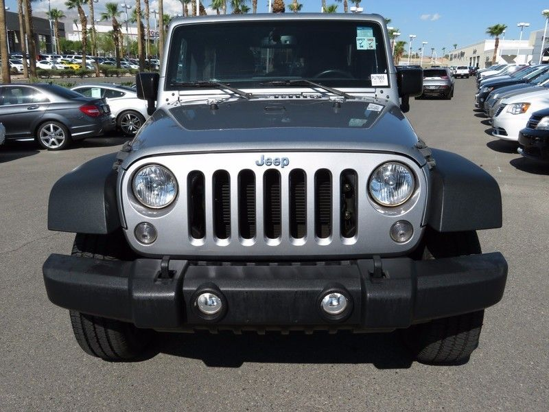 2015 Jeep WRANGLER UNLIMITED SPORT C 4X4 - 16831782 - 1
