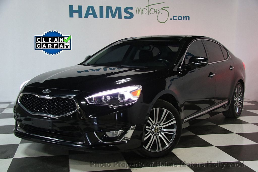 2015 Kia Cadenza 4dr Sedan Limited - 17286231 - 0