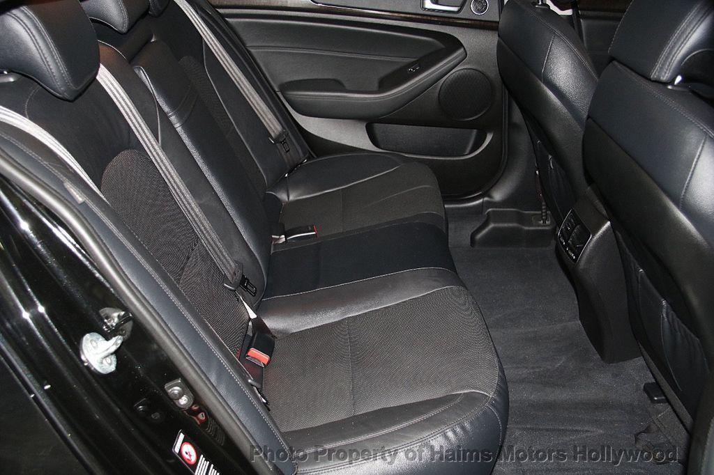 2015 Kia Cadenza 4dr Sedan Limited - 17286231 - 14