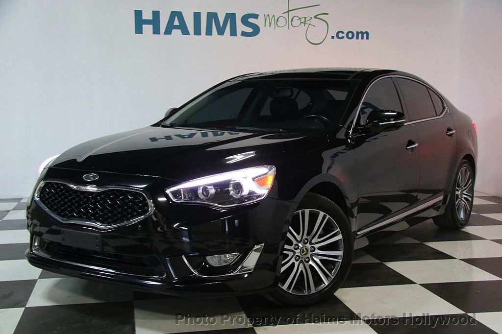 2015 Kia Cadenza 4dr Sedan Limited - 17286231 - 1