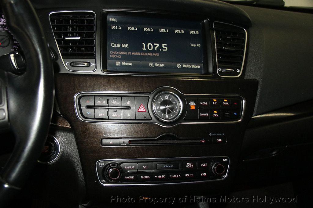 2015 Kia Cadenza 4dr Sedan Limited - 17286231 - 19