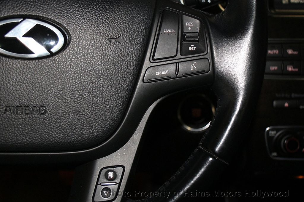 2015 Kia Cadenza 4dr Sedan Limited - 17286231 - 24