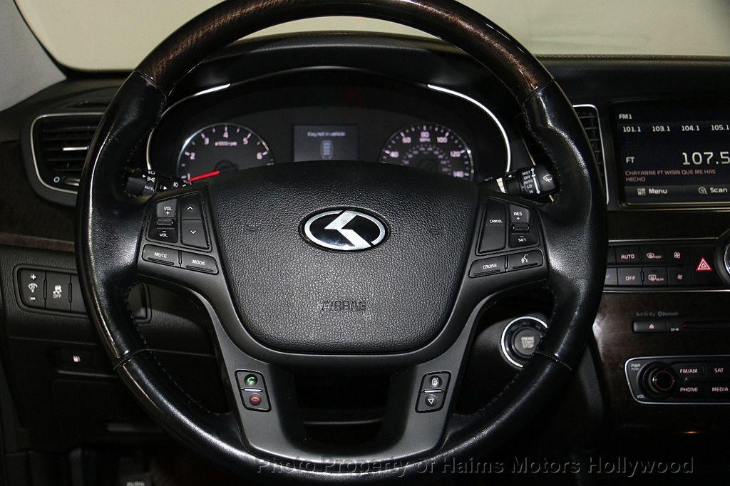 2015 Kia Cadenza 4dr Sedan Limited - 17286231 - 26