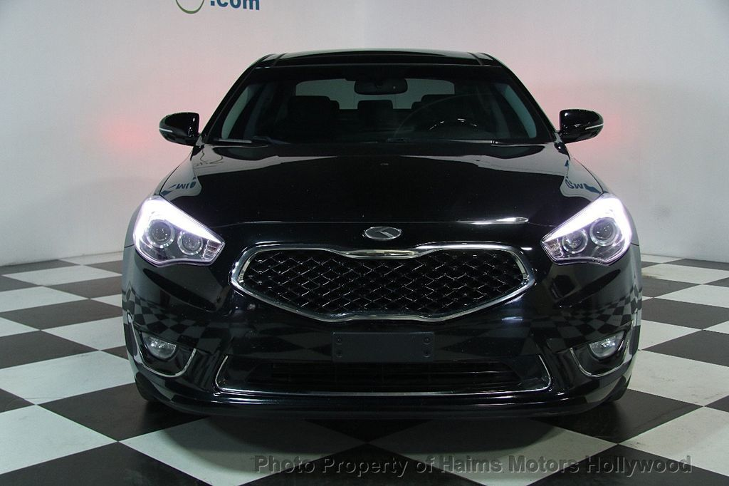 2015 Kia Cadenza 4dr Sedan Limited - 17286231 - 2