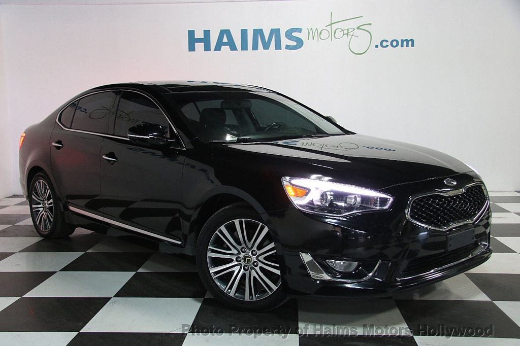 2015 Kia Cadenza 4dr Sedan Limited - 17286231 - 3