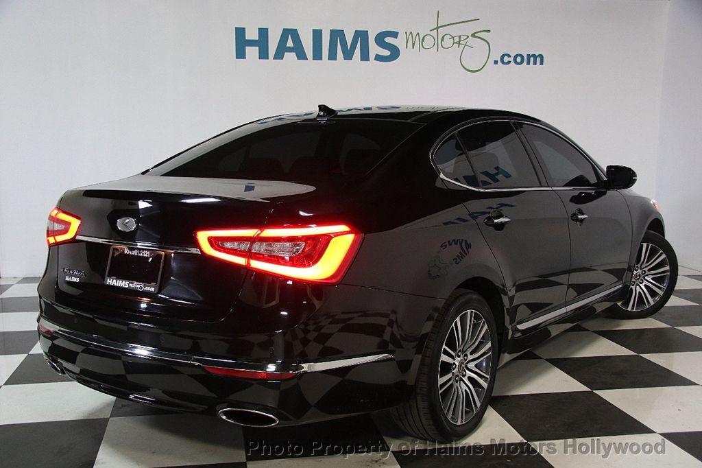 2015 Kia Cadenza 4dr Sedan Limited - 17286231 - 6