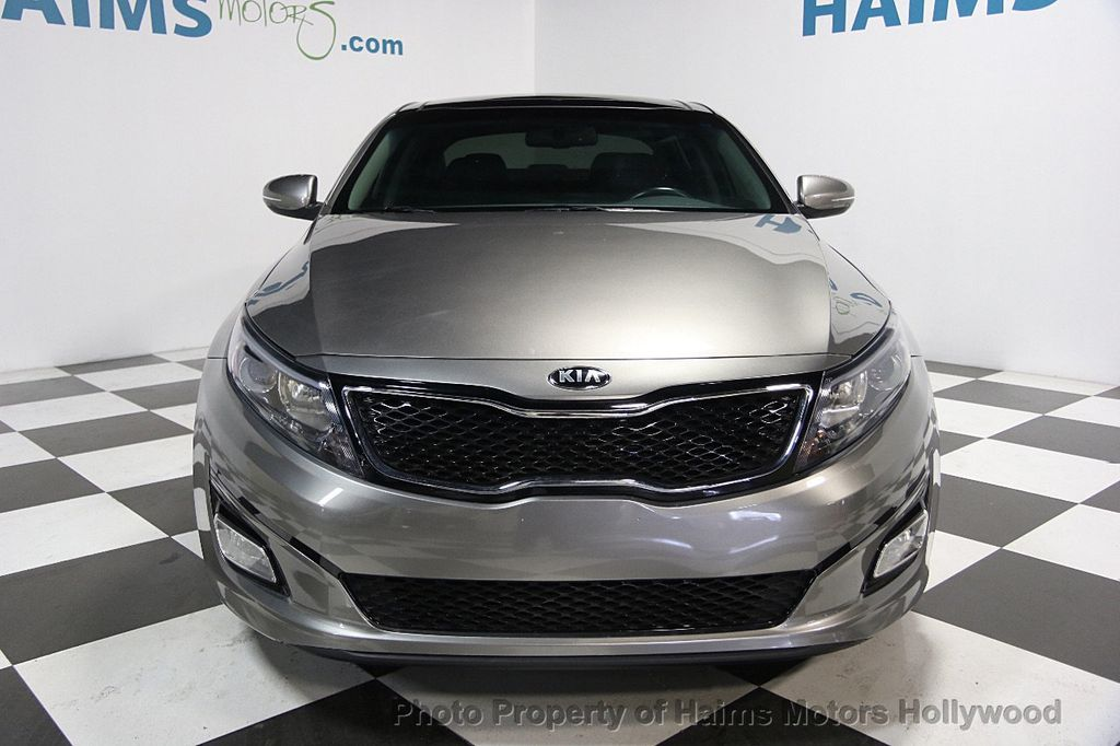 2015 Kia Optima 4dr Sedan EX - 16313553