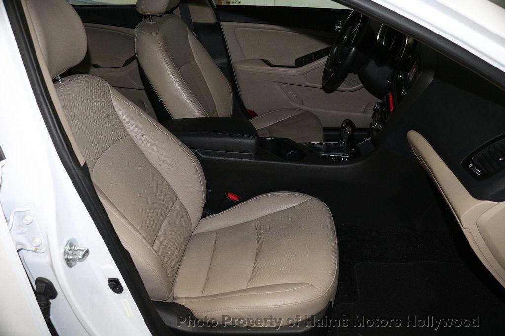 2015 Kia Optima 4dr Sedan EX - 17656290 - 13