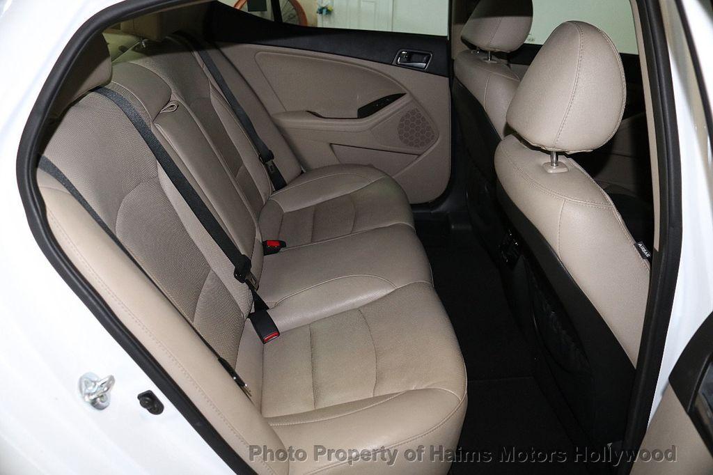 2015 Kia Optima 4dr Sedan EX - 17656290 - 14
