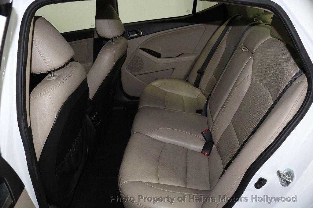 2015 Kia Optima 4dr Sedan EX - 17656290 - 15