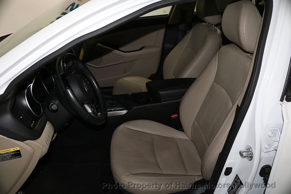 2015 Kia Optima 4dr Sedan EX - 17656290 - 16