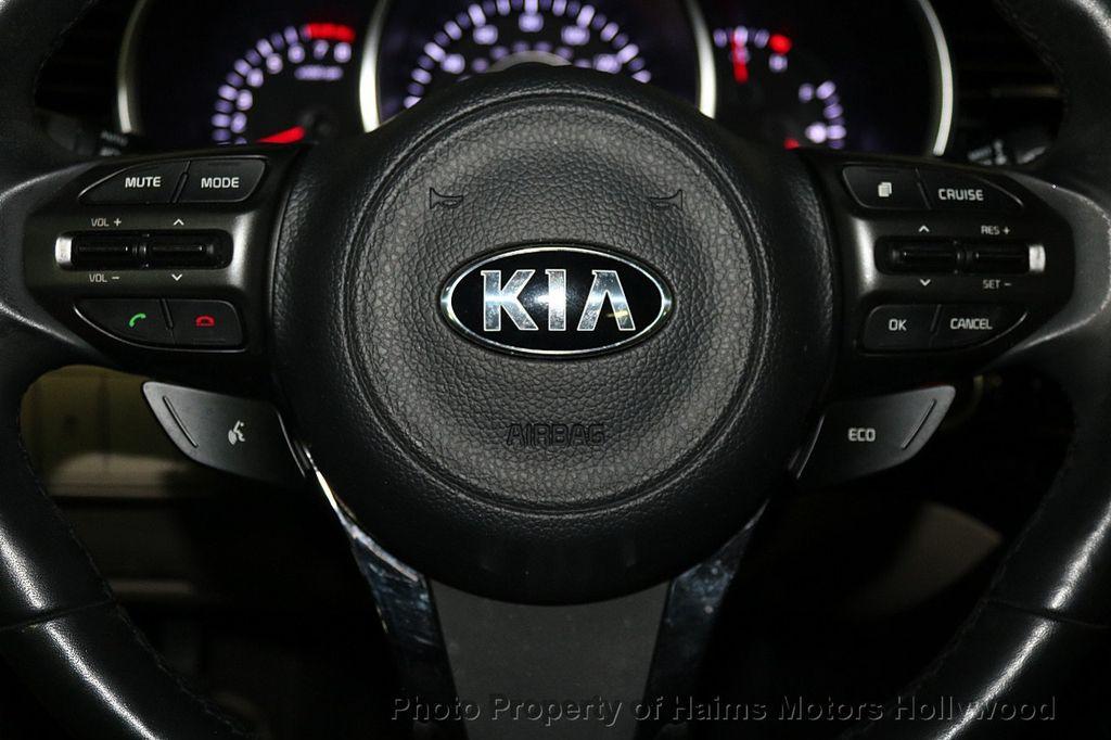 2015 Kia Optima 4dr Sedan EX - 17656290 - 26