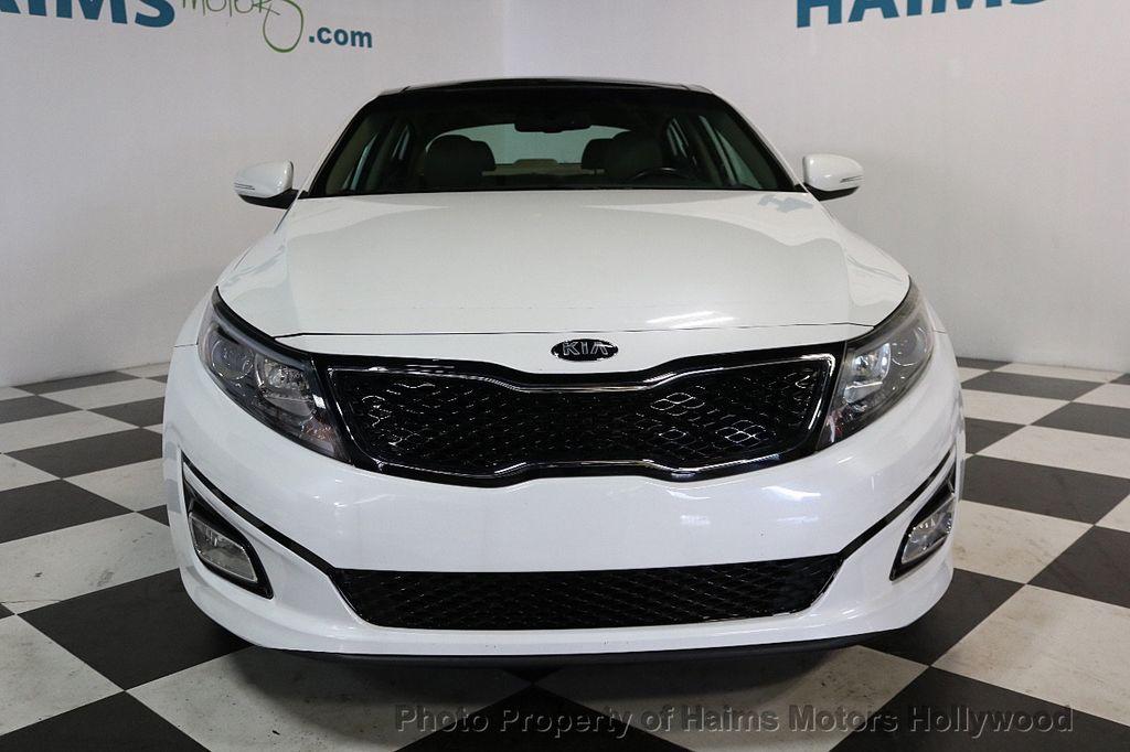 2015 Kia Optima 4dr Sedan EX - 17656290 - 2