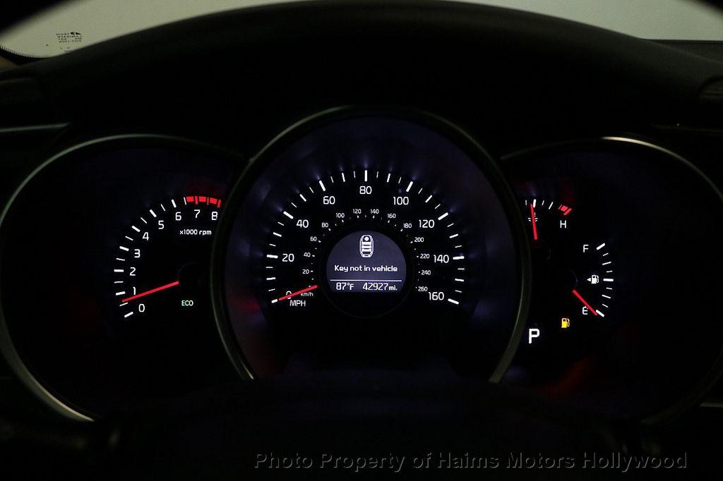 2015 Kia Optima 4dr Sedan EX - 17656290 - 29