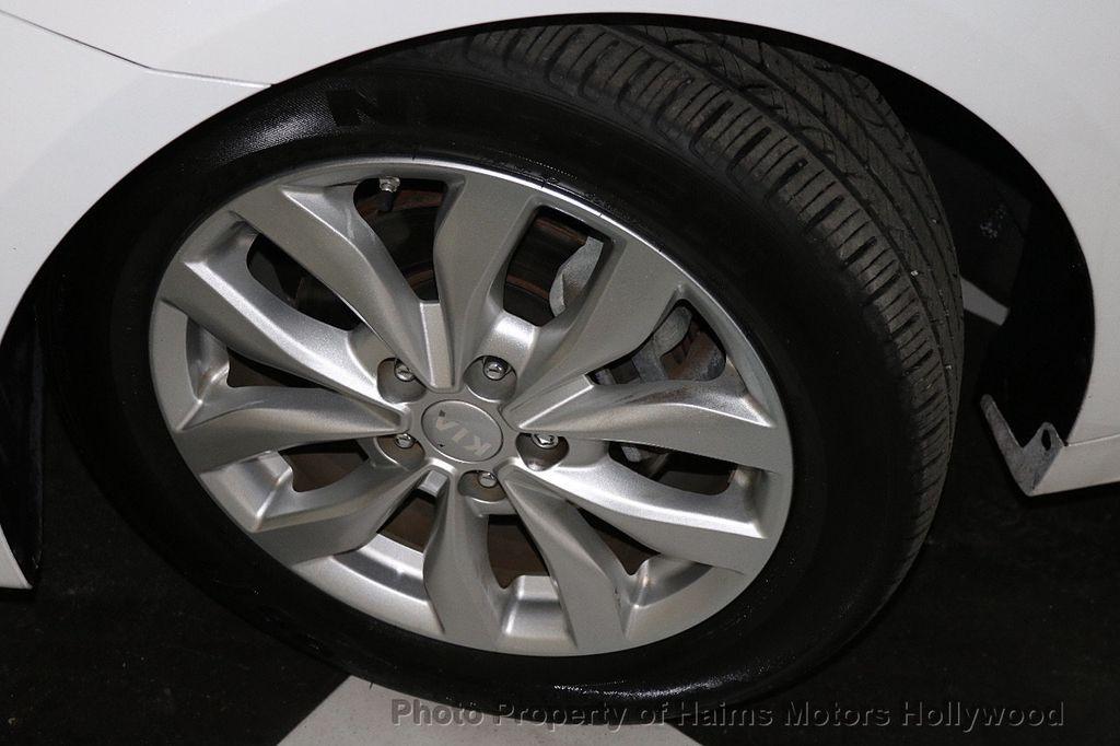 2015 Kia Optima 4dr Sedan EX - 17656290 - 31
