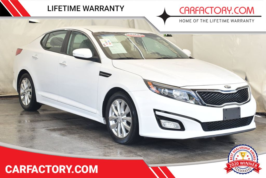 2015 Kia Optima 4dr Sedan LX - 17965849 - 0