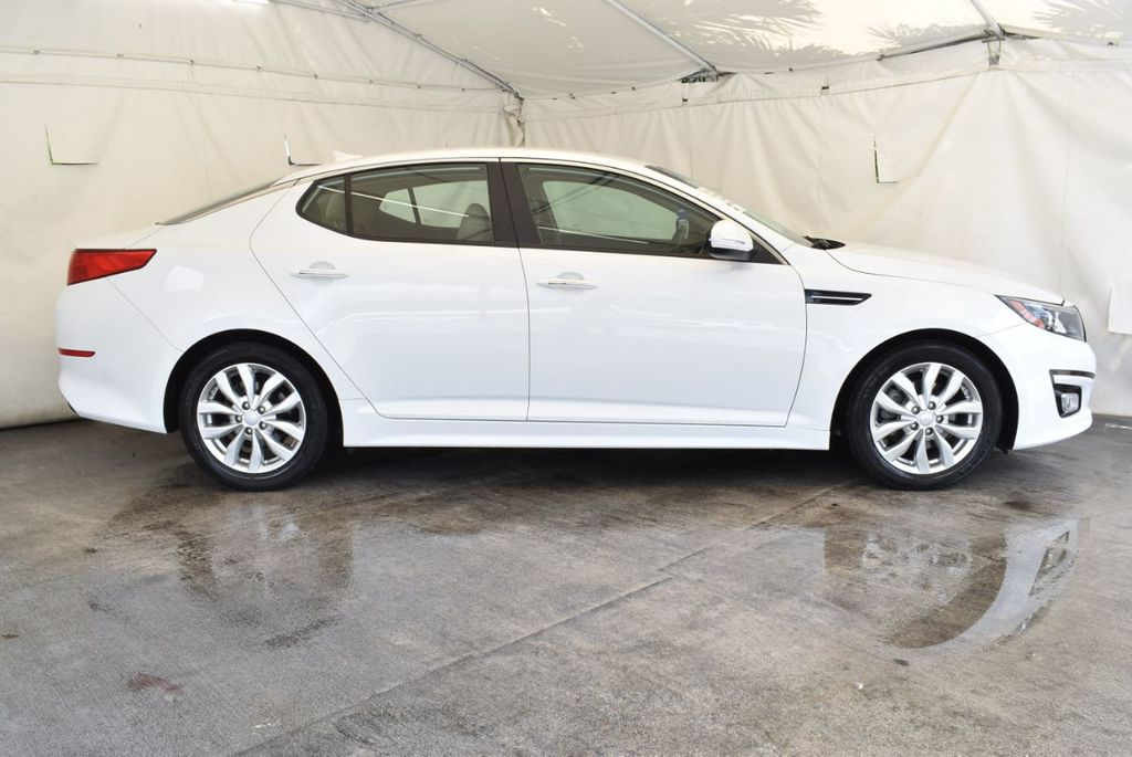2015 Kia Optima 4dr Sedan LX - 17965849 - 2