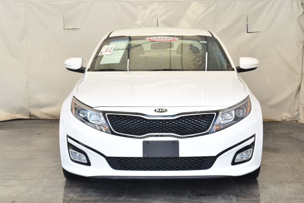 2015 Kia Optima 4dr Sedan LX - 17965849 - 3