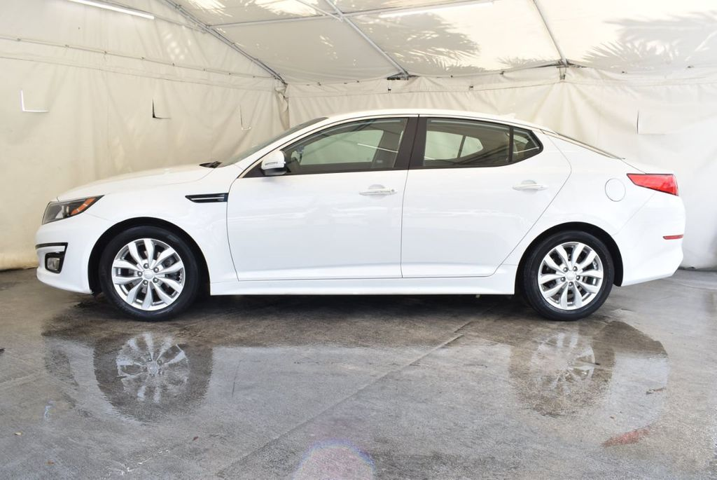 2015 Kia Optima 4dr Sedan LX - 17965849 - 4