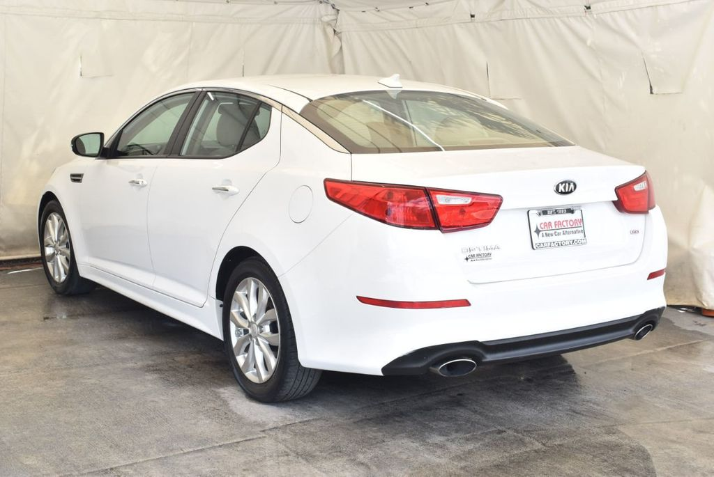 2015 Kia Optima 4dr Sedan LX - 17965849 - 5