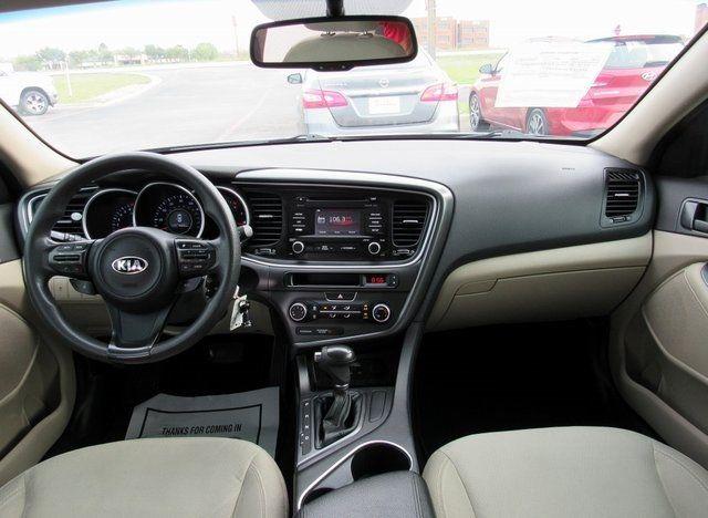 Dodge Country Killeen >> 2015 Used Kia Optima 4dr Sedan LX at Dodge Country Used Cars Serving Killeen, TX, IID 19917767