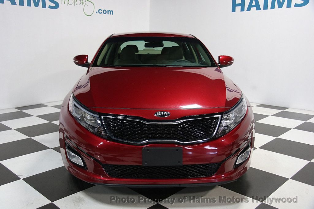 2015 Kia Optima 4dr Sedan LX - 16276900 - 1
