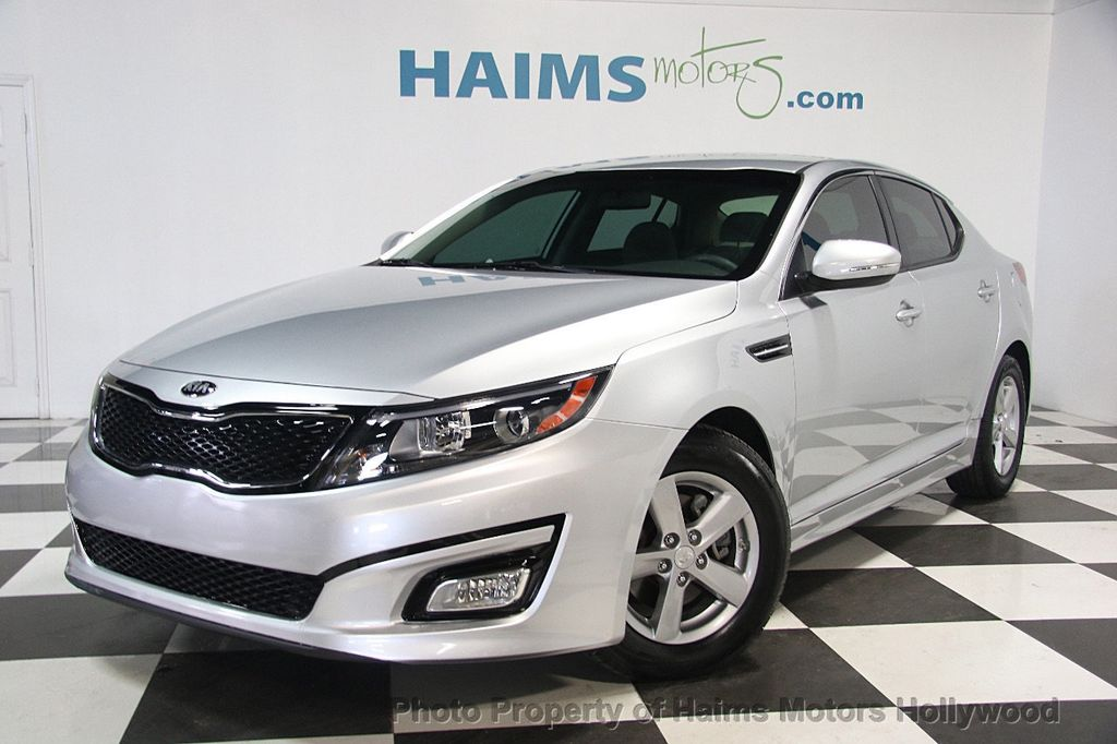 2015 Kia Optima 4dr Sedan LX - 16634500 - 0