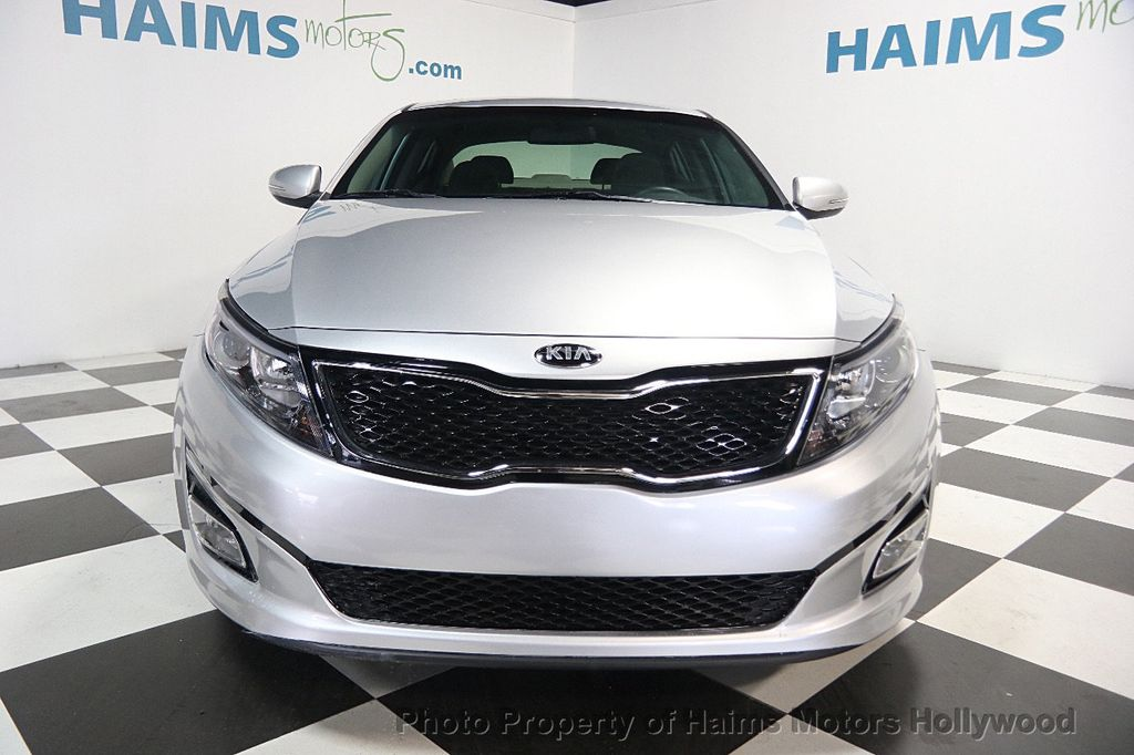 2015 Kia Optima 4dr Sedan LX - 16634500 - 1