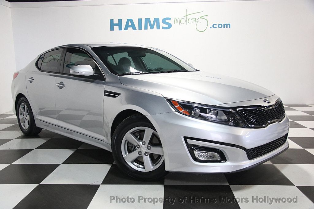 2015 Kia Optima 4dr Sedan LX - 16634500 - 2