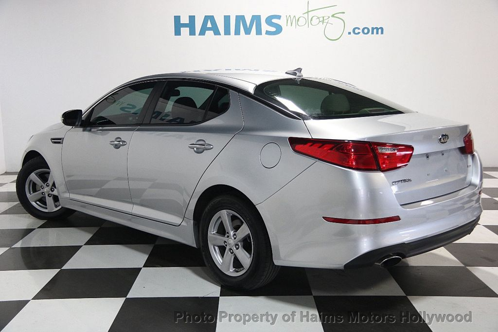 2015 Kia Optima 4dr Sedan LX - 16634500 - 3