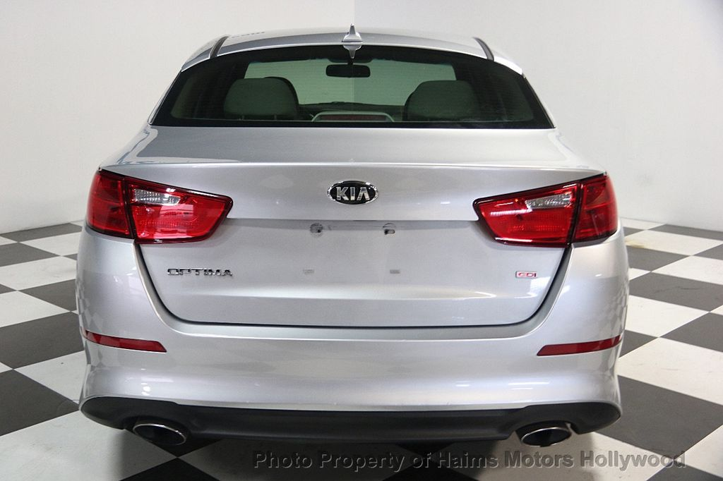 2015 Kia Optima 4dr Sedan LX - 16634500 - 4