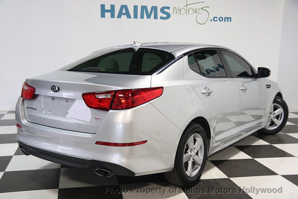 2015 Kia Optima 4dr Sedan LX - 16634500 - 5
