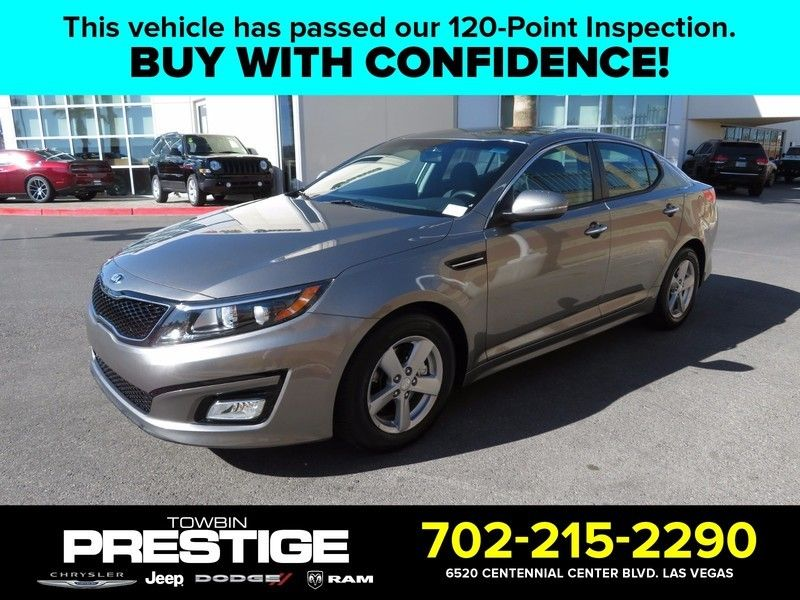 2015 Kia Optima 4dr Sedan LX - 16895884 - 0