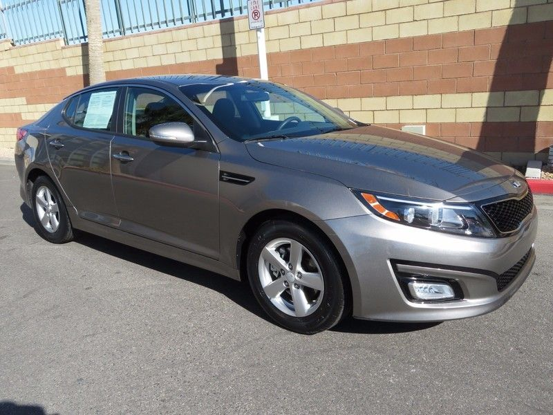 2015 Kia Optima 4dr Sedan LX - 16895884 - 2