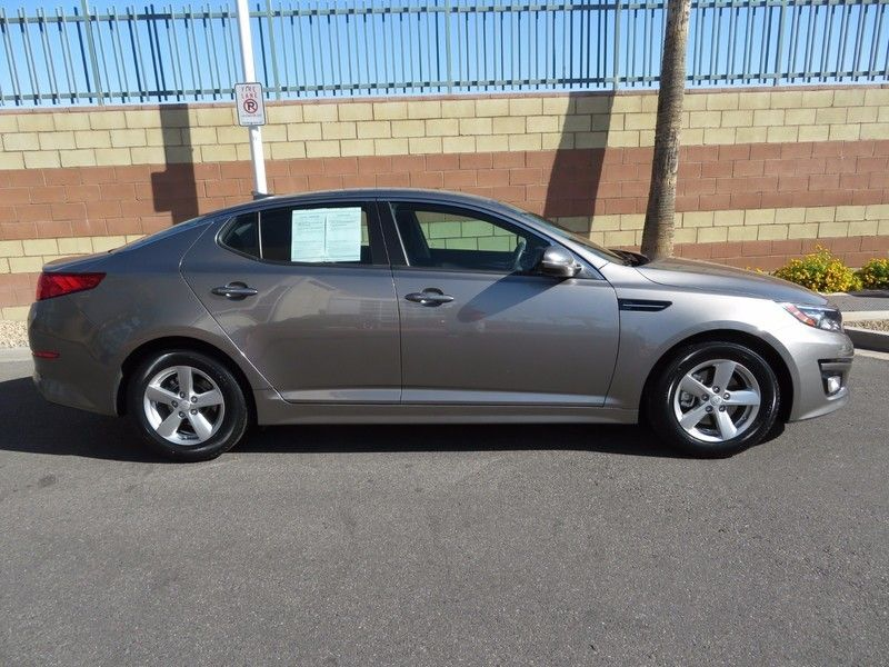 2015 Kia Optima 4dr Sedan LX - 16895884 - 3