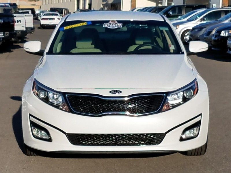 2015 Kia Optima 4dr Sedan LX - 17002653 - 1