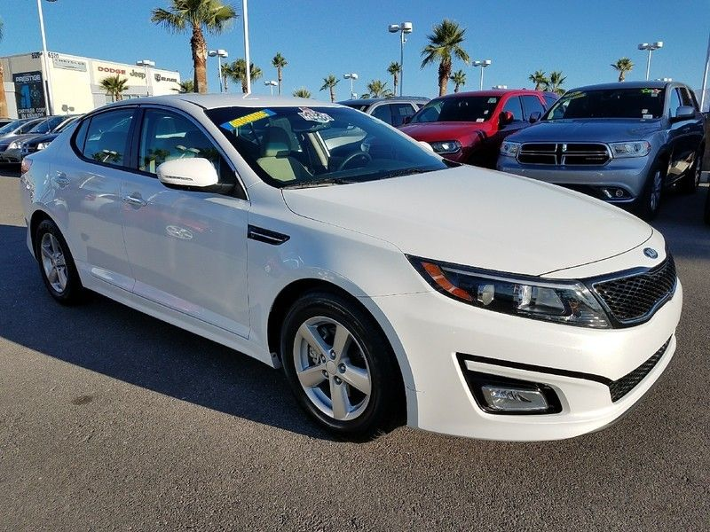 2015 Kia Optima 4dr Sedan LX - 17002653 - 2