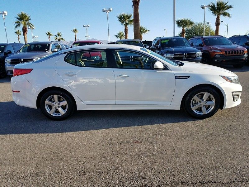 2015 Kia Optima 4dr Sedan LX - 17002653 - 3