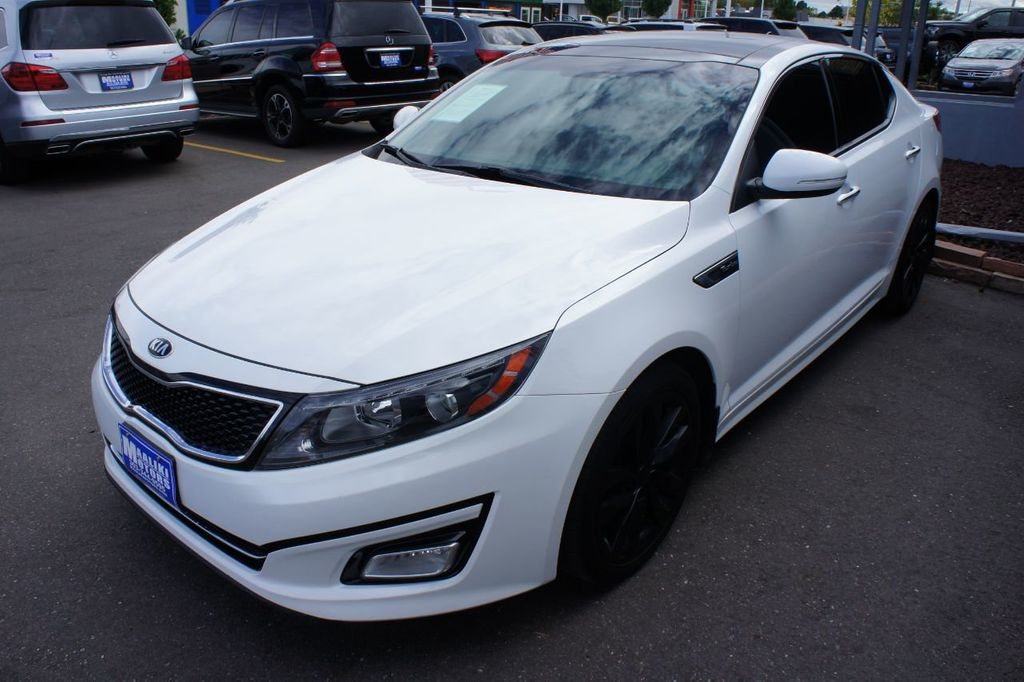 2015 Kia Optima 4dr Sedan SX Turbo - 18155871 - 1
