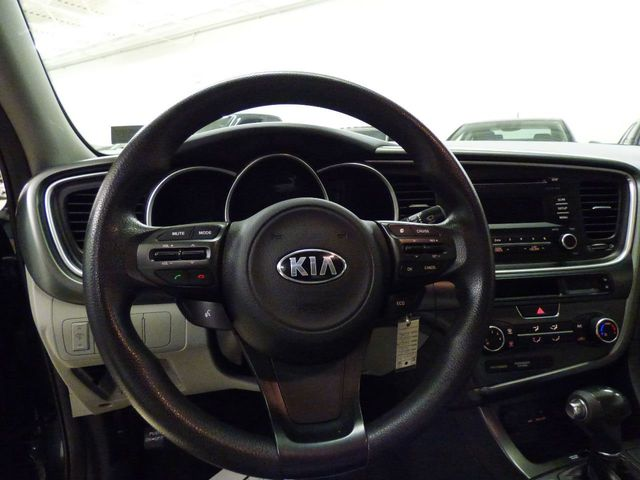 2015 Kia Optima 4 NEW TIRES BRAKES AND ROTORS FACTORY WARRANTY - Click to see full-size photo viewer