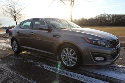 2015 Kia Optima EX SEDAN LEATHER MOONROOF