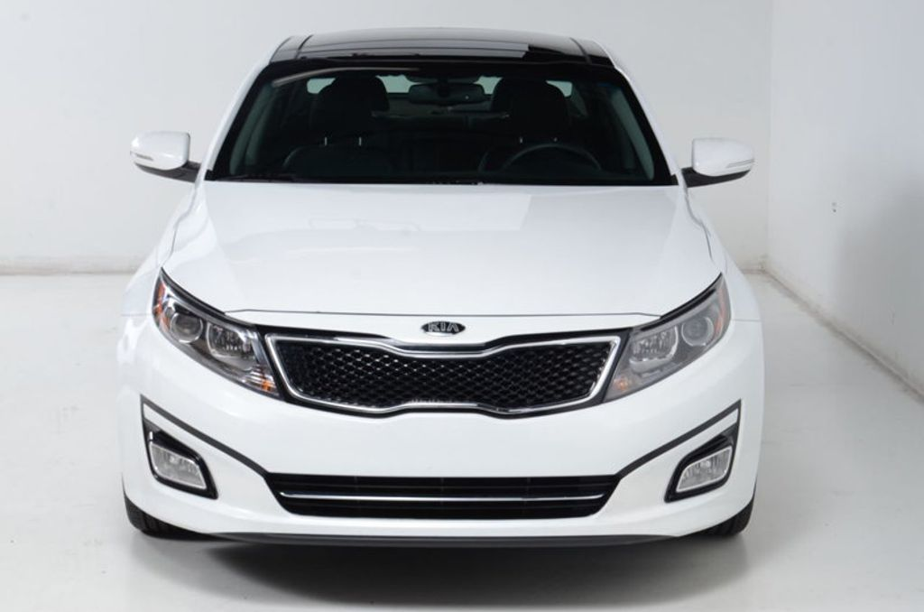 kia optima 2015 white. 2015 kia optima sx turbo nav pano roof heated u0026 cooled front seats 16576132 white