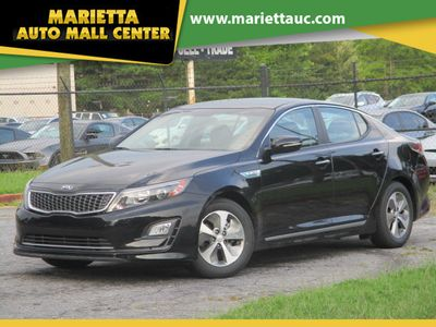 2015 Kia Optima Hybrid 4dr Sedan LX