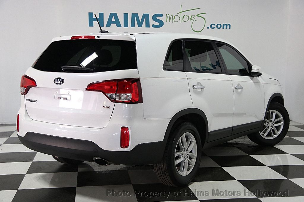 2015 used kia sorento 2wd 4dr i4 lx at haims motors for Kia motor finance physical payoff address