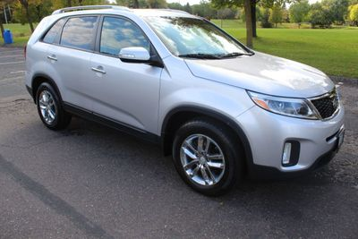 2015 Kia Sorento AWD LX 3RD ROW SEATING REVERSE BACK UP CAMERA SUV