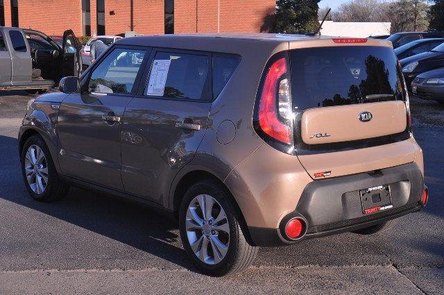 2015 Kia Soul 5dr Wagon Automatic + - 18465069 - 1