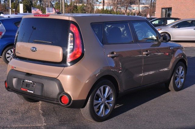 2015 Kia Soul 5dr Wagon Automatic + - 18465069 - 3