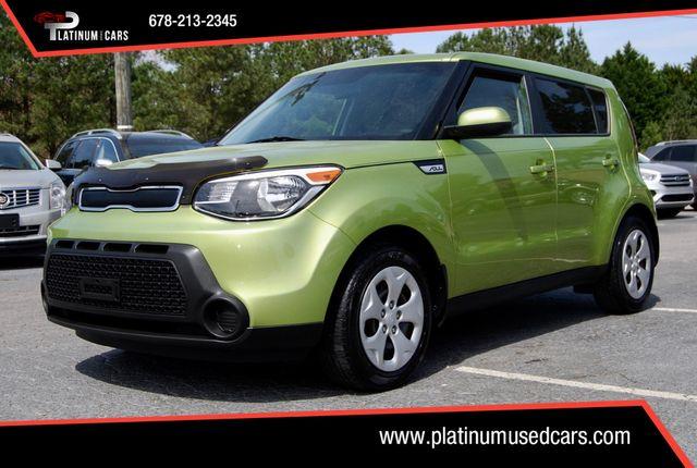 Platinum Used Cars >> 2015 Used Kia Soul 5dr Wagon Manual At Platinum Used Cars